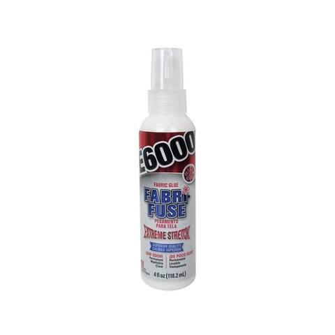 565004 eclectic e6000 fabri fuse 4oz bottle