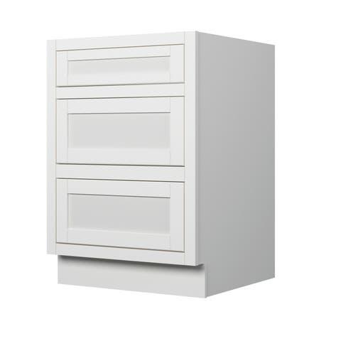 "Sagehill Designs VDB24D Veranda 24"" Drawer Base with Dove Tailed Drawer & Soft Closing Glides"