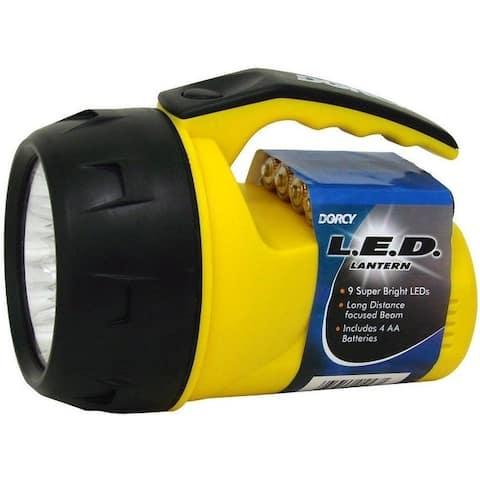 Dorcy 41-1047 Mini LED Flashlight Lantern With Handle, Assorted Colors