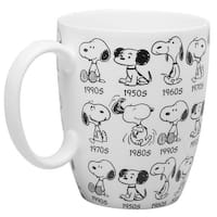 Peanuts Anniversary Snoopy Coffee Mug - 5 in. x 5 in. x 5 in.