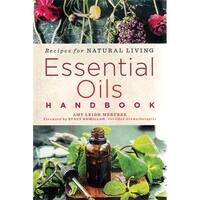 Azure Green BESSOILH Essential Oils Handbook by Amy Leigh Mercree