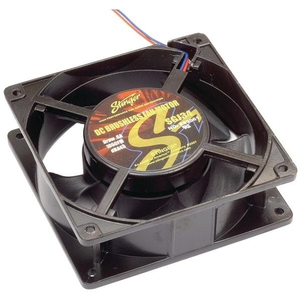 "Stinger Sgj34 Square Fan (4.75"")"