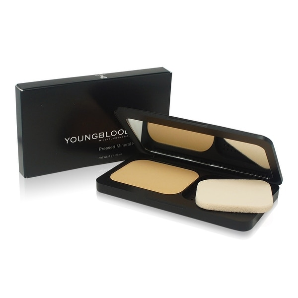 Youngblood Pressed Mineral Foundation Toffee 0.28 Oz
