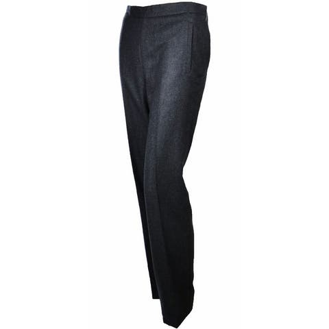 Sutton Studio Cashmere Tapered Leg Dress Pants