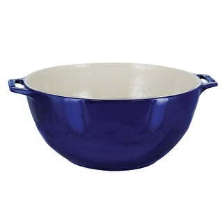 "Staub Ceramic 9.5"" Large Serving Bowl"