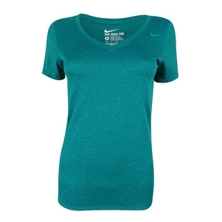 Nike Women's V-Neck Dri-Fit Top