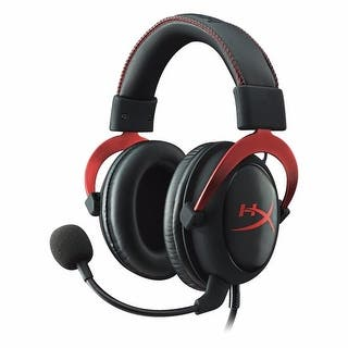 Kingston HyperX Cloud II Gaming Headset (Red)|https://ak1.ostkcdn.com/images/products/is/images/direct/aae82c239b930266d618ece7a594cc1a0d3ebda5/Kingston-HyperX-Cloud-II-Gaming-Headset-%28Red%29.jpg?impolicy=medium