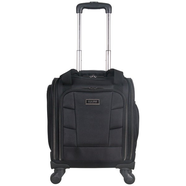 """Kenneth Cole Reaction 18"""" Lightweight 4-Wheel Spinner 14.1"""" Laptop & Tablet Business Underseater Carry-On. Opens flyout."""