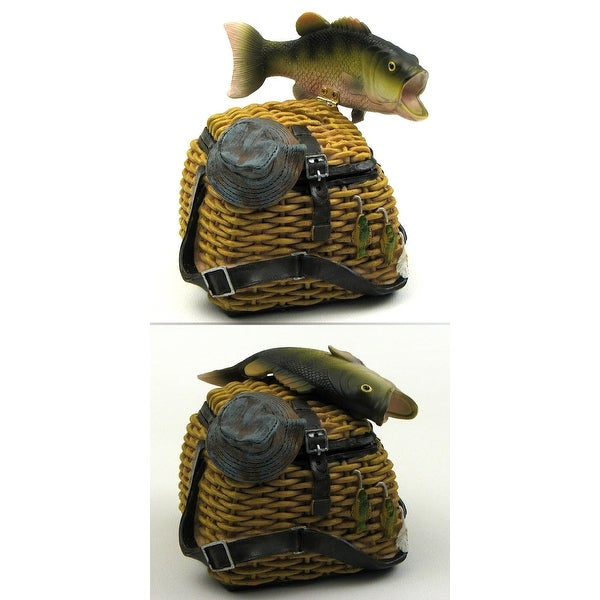 Fishing Creel Bank