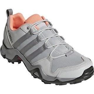 adidas Women's Terrex AX 2.0 R Hiking Shoe Grey Two/Grey Three/Chalk Coral