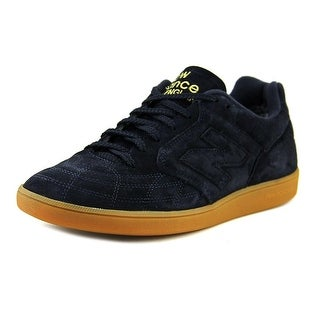 New Balance EPICT Men  Round Toe Suede Black Sneakers