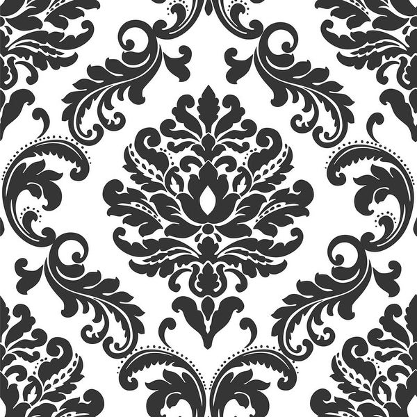 Brewster Ariel Peel and Stick Wallpaper Ariel Wall Pops Wallpaper - N/A