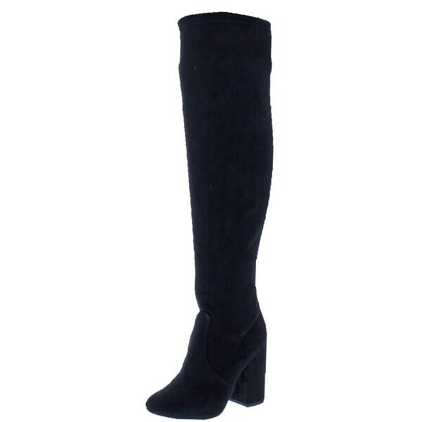 60cf746595d Shop Steve Madden Womens Niela Over-The-Knee Boots Tall Dress - 7.5 ...