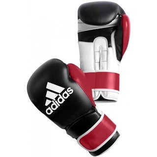 Adidas Hi-Tech Pro Sparring Boxing Glove - Black/Red/White
