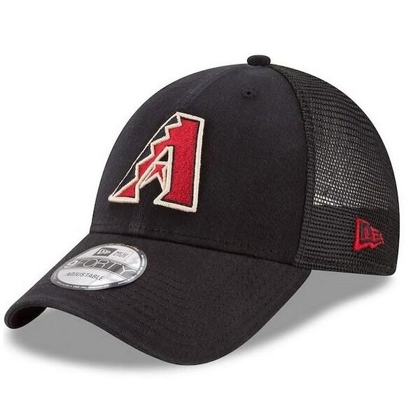 Shop New Era MLB Arizona Diamondbacks Baseball Hat Cap 940 Trucker Snapback  11591215 - Free Shipping On Orders Over  45 - Overstock - 22088288 6e8146239f3