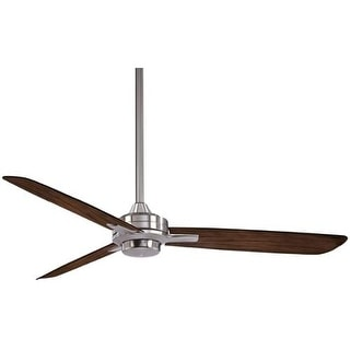 "MinkaAire Rudolph 52"" 3 Blade Indoor Rudolph Ceiling Fan with Blades and Wall Control Included"
