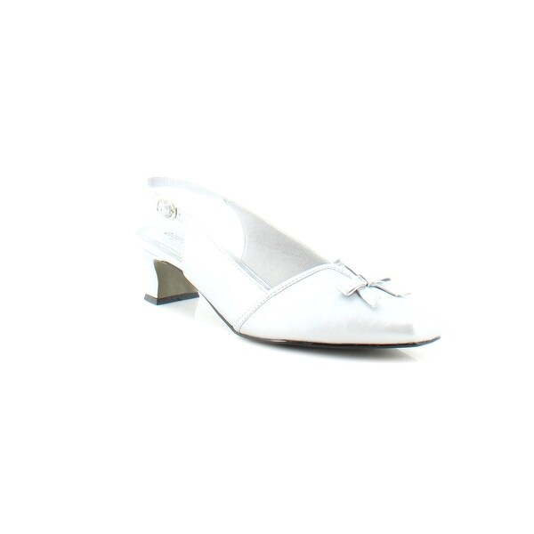 Easy Spirit Incredible Women's Heels Silver