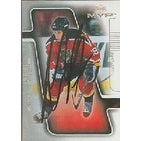 Marcus Nilson Florida Panthers 2001 Upper Deck MVP Autographed Card This item comes with a certifi