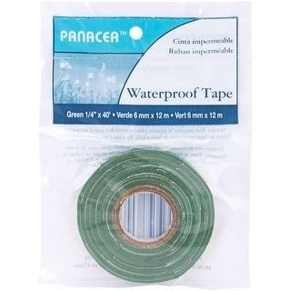 """Waterproof Tape .25""""X40'-Green - Green"""