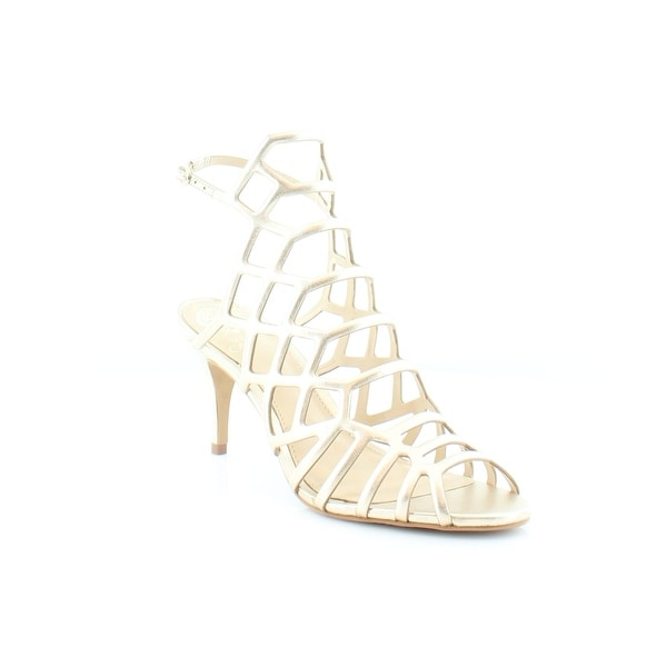 Vince Camuto Paxton Women's Heels Egyptian Gold - 7.5