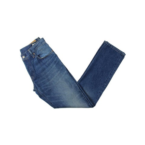 Levi's Womens Boyfriend Jeans Straight Leg Original Fit
