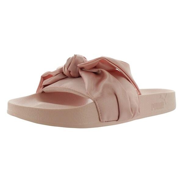 9ac7005aafddf Shop Puma Bow Women S Slide Sandals Women s 4 - 9.5 b(m) us - Free ...