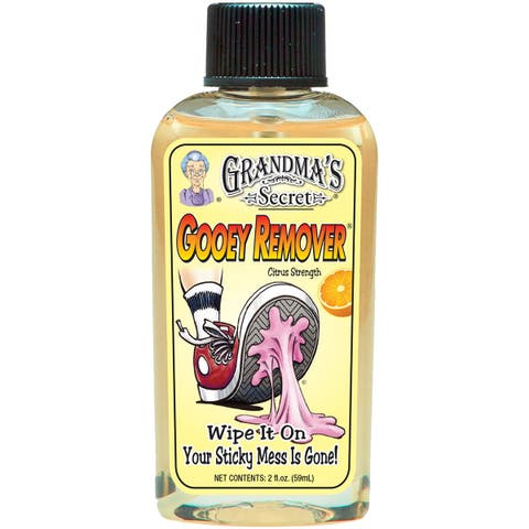 Grandma's Secret Goo Remover-2Oz