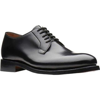 Bostonian Men's Rhodes Plain Oxford Black Leather