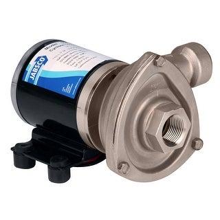 Jabsco Low Pressure Cyclone Centrifugal Pump 12v 50840 0012