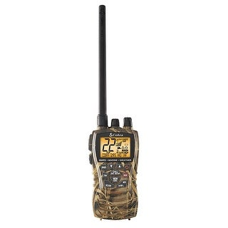 Cobra MR HH450 CAMO Combination VHF/GMRS Radio