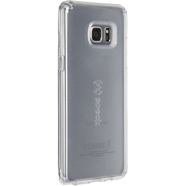 Speck Candyshell Clear Case for Samsung Galaxy Note 7 - Clear/Clear
