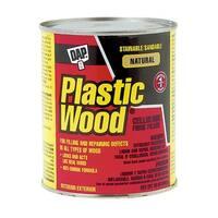 Dap 16Oz Naturl Plastic Wood 21506 Unit: EACH