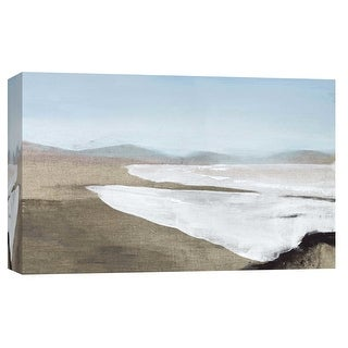 "PTM Images 9-102145  PTM Canvas Collection 8"" x 10"" - ""Summit To Sea 30"" Giclee Beaches Art Print on Canvas"