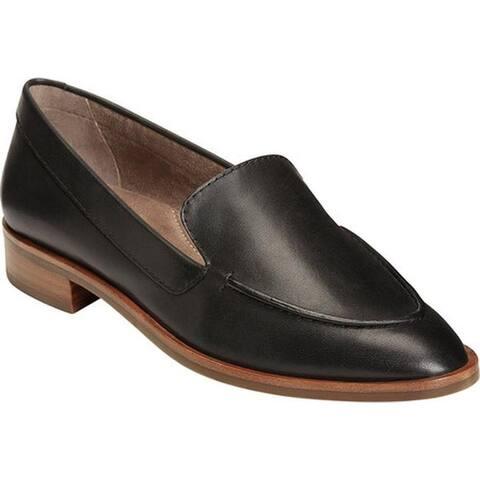 Aerosoles Women's East Side Loafer Black Leather