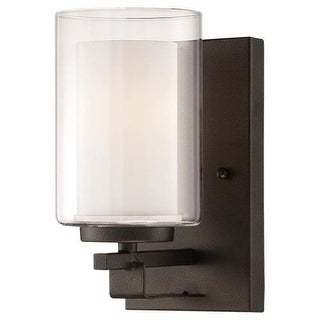 Minka Lavery 6101-172 1 Light Bathroom Sconce from the Parsons Studio Collection