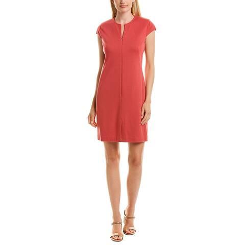 Leggiadro Wool Shift Dress