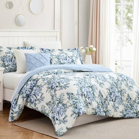Modern Threads Kara 8-Piece Printed Complete Bed Set