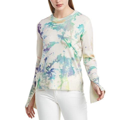 Zadig & Voltaire Delly Splash Cashmere Sweater