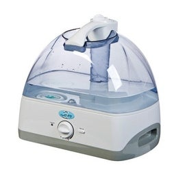 Perfect Aire PAU13 Tabletop Micro Mist Ultrasonic Humidifier, 30 Watts