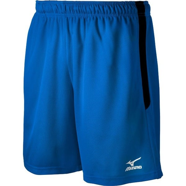 32c8ad4ce Shop Mizuno Elite Youth Workout Shorts - Free Shipping On Orders Over $45 -  Overstock - 17885374