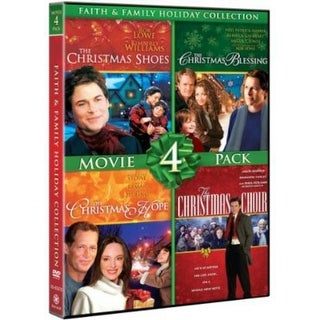 Christmas Shoes/Christmas Blessing/Christmas Hope/ [DVD]