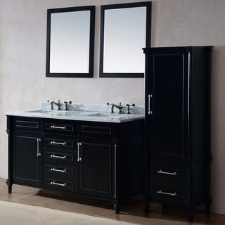 "Miseno MV-AMER60 Americana 60"" Free Standing Vanity with Vanity Top and Undermou"