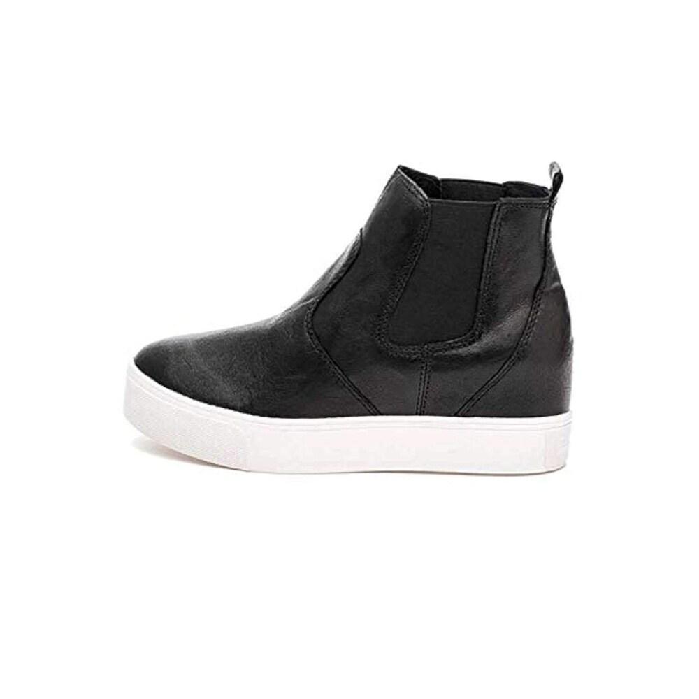 Shop J Slides Womens Sydnee Leather