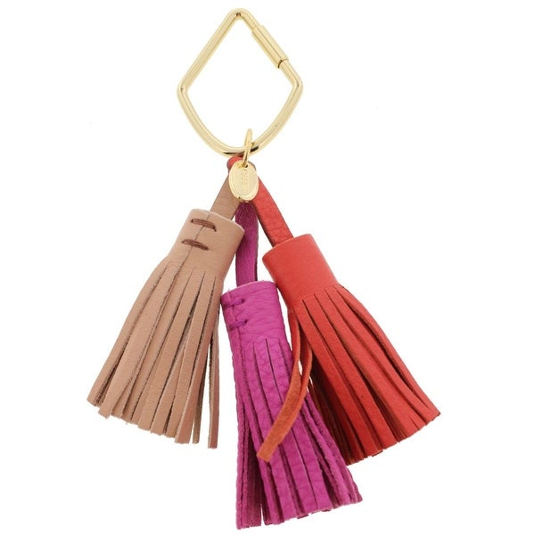 Shop Fossil Womens Fashion Keychain Loop Tassel - o s - Ships To ... 66119b848e