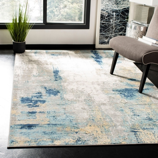 Safavieh Jasper Maleah Modern Abstract Rug. Opens flyout.
