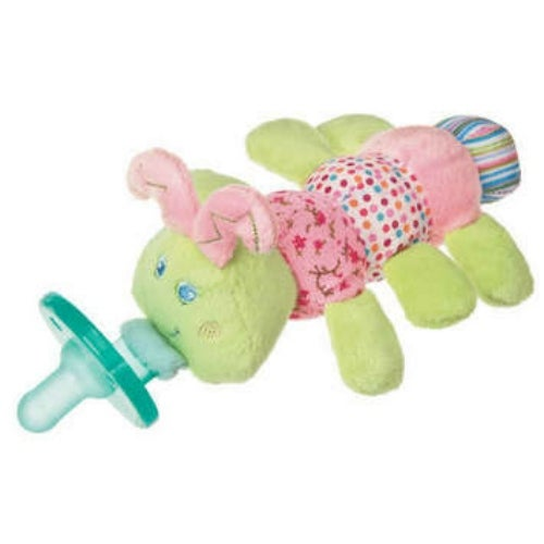 Mary Meyer Cutsie Caterpillar Wabbanub Pacifiers