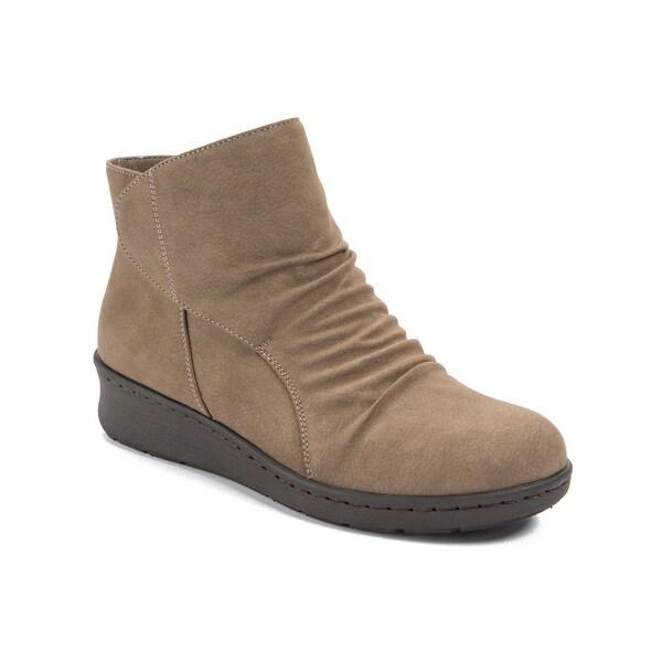 Wear.Ever. Hangela Women's Boots Mushroom