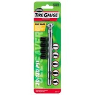 Slime 2005-A Bike Tire Gauge, 20-120 PSI