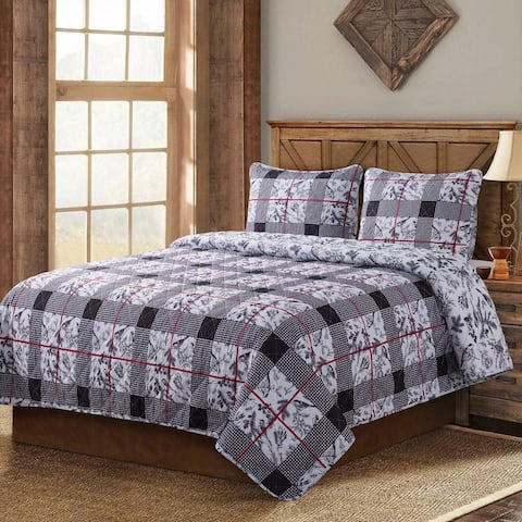 Country Living Faith Quilt Set