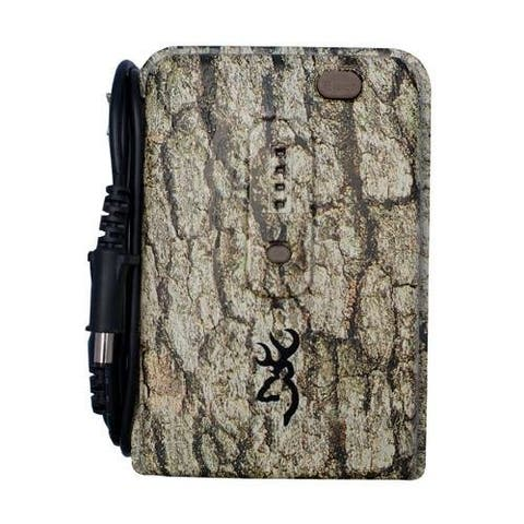 Browning Trail Camera External Battery Pack - Camouflage